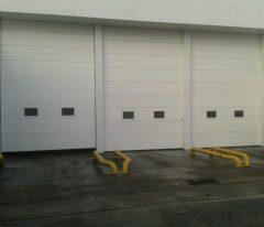 Puerta industrial 1